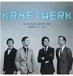 Vinil Kraftwerk - Live In Koeln  Sartory Saal, March 22, 1