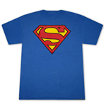 Camiseta SUPERMAN Classic Shield Logo