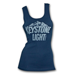 Camiseta sem mangas KEYSTONE LIGHT Logo