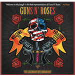 "Vinil Guns N' Roses - Welcome To Paradise City: Hand-Numbered 10-Inch Double Album on Splatter Vinyl in Gatefold Sleeve (2 x 10"")"