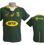 Camiseta África do Sul Rugby 415022