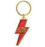 Chaveiro AC/DC - Design: PWR-UP