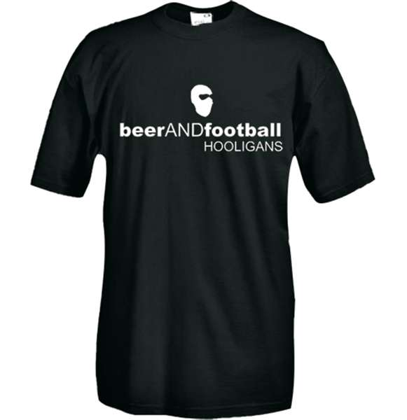 Camiseta Beer And Football
