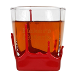 Copo Maker's Mark Whisky Bourbon Red Wax