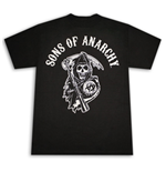 Camiseta SONS OF ANARCHY Reaper Arch Logo