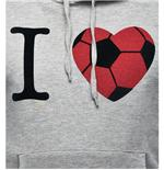 Suéter Esportivo I Love Football