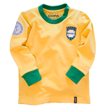 Camiseta Brasil 'My First Football Shirt'