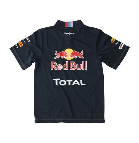 Camisa Red Bull Team de menino Original  Compra Online em Oferta 01435540781