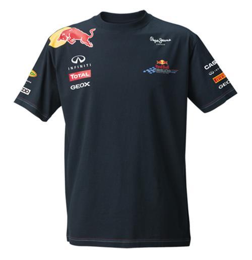 Camiseta Red Bull Team de menino Original  Compra Online em Oferta 9ae395c4eea