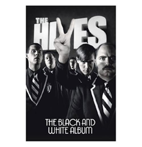 Poster The Hives-Black & White