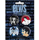 Set Chapinhas Elvis-The King