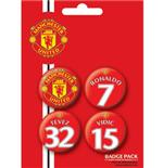 Pin Manchester United FC 48108