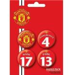 Pin Manchester United FC 48109