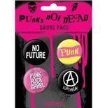 Broche Punks Not Dead 48113