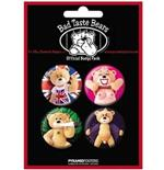 Broche Bad Taste Bears 48118
