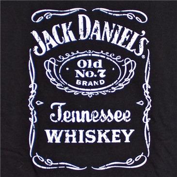 e69a3810da221 Compra Camiseta JACK DANIELS - Classic Label de menina Original