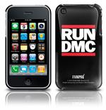 Capa  iPhone 3G/3GS - Logo Run Dmc
