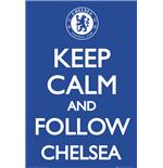 Maxi Poster Chelsea Keep Calm