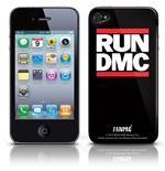 Capa Cover Skin iPhone 4G Run Dmc-Logo.Produto oficial Emi Music