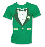 Camiseta Irish Tuxedo ST.PATRICK'S DAY Novelty