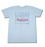Camiseta HAMM'S Beer Crown