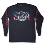 Camiseta manga longa Sons of Anarchy