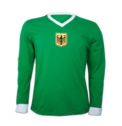 Camiseta retro Alemanha Away Original  Compra Online em Oferta 6fbcf38ecef83
