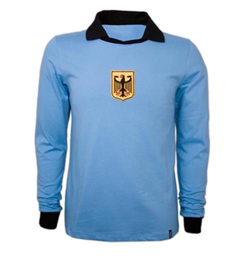 Camiseta Retro Goleiro Alemanha Original  Compra Online em Oferta 6468a587ccde6