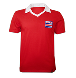 Camiseta Retro Costa Rica