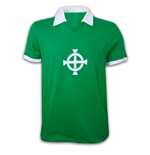 Camiseta Retro Irlanda do Norte