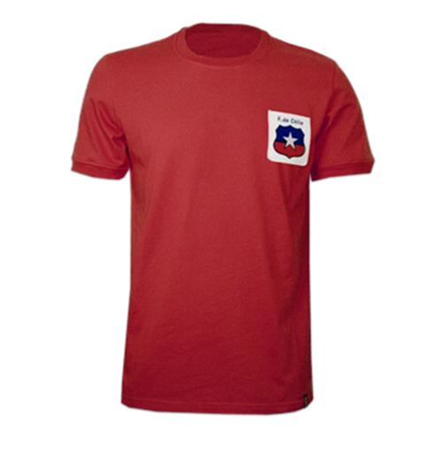 Camiseta retro Chile