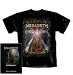Camiseta Megadeth End Game. Produto oficial Emi Music