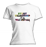 Camiseta Coldplay Every Teardrop. Produto oficial Emi Music