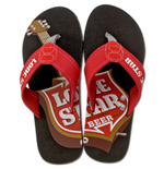 Chinelas Lone Star