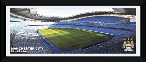 Poster Manchester City FC 62814