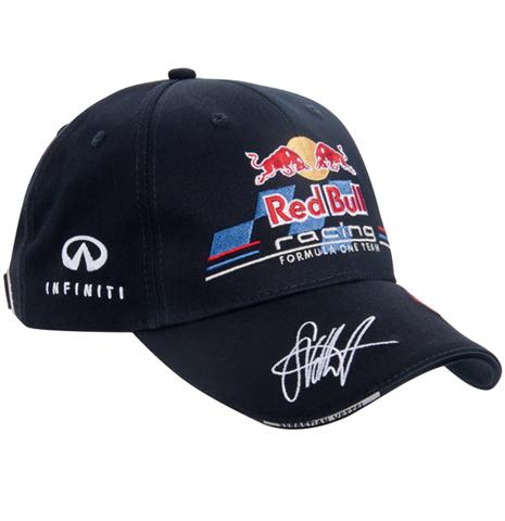 a37998040ed81 Boné Red Bull S. Vettel Driver Original  Compra Online em Oferta