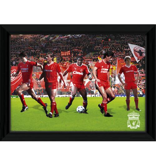 Poster Liverpool FC 16 x 12