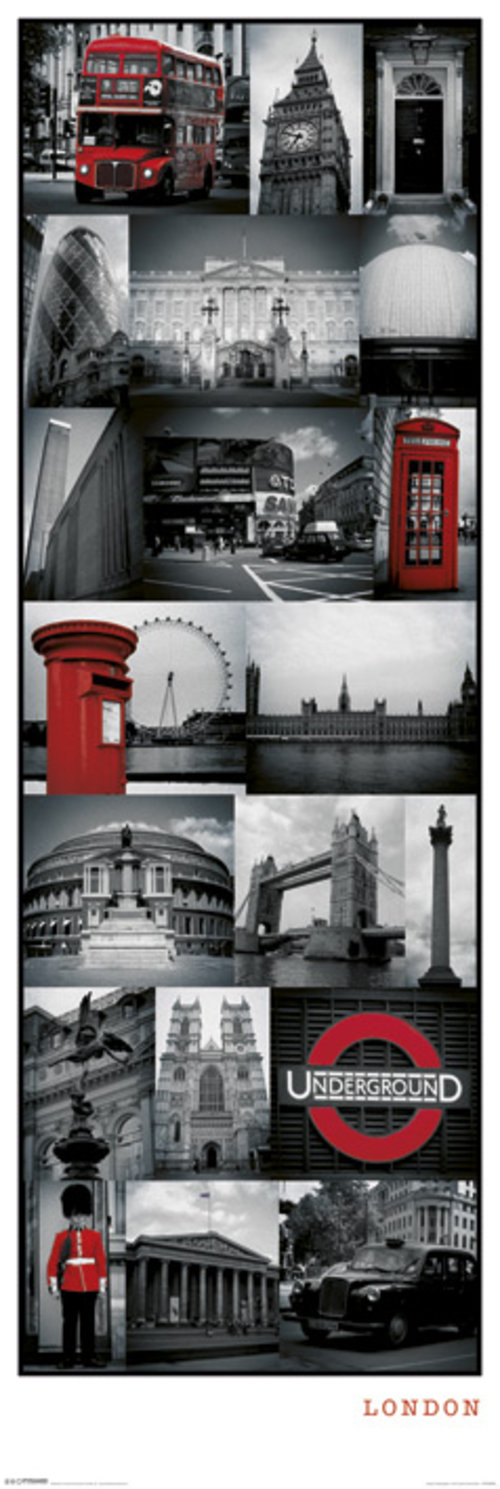 Poster Londres 64161
