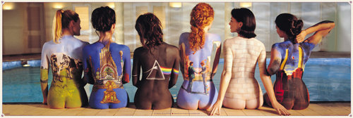 Poster Pink Floyd 64220