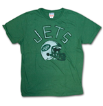 Camiseta New York Jets Helmet