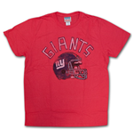 Camiseta New York Giants Helmet