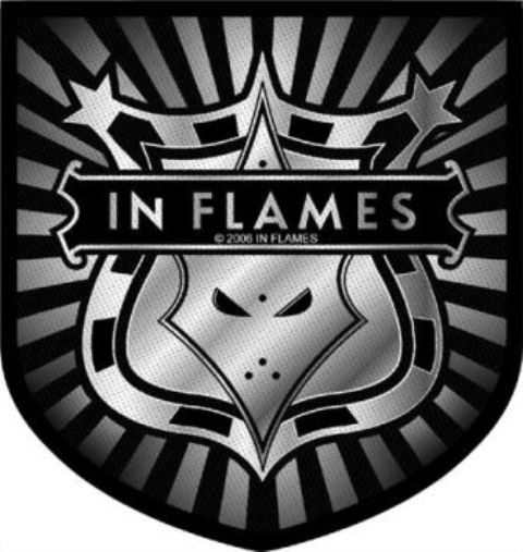 Logo In Flames 67830