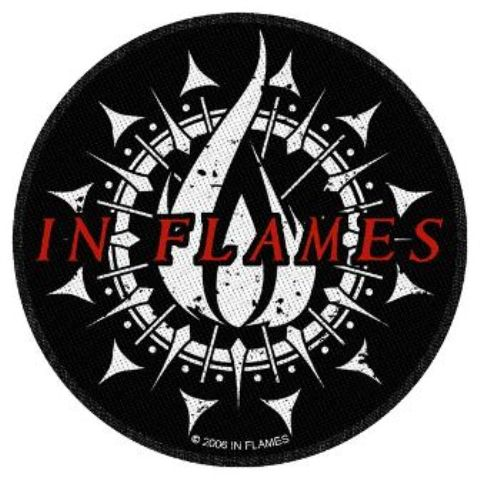 Logo In Flames 67834