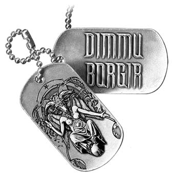 Dog Tag Dimmu Borgir