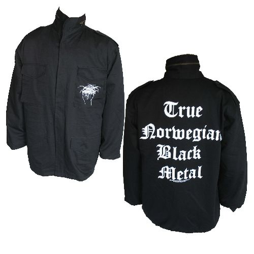 Jaqueta Darkthrone  - True Norwegian