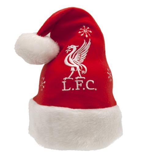 84e4b1cf92bda Boné de Papai Noel Liverpool FC Original  Compra Online em Oferta