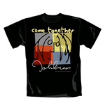 Camiseta John Lennon Come Together. Produto oficial Emi Music
