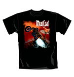 Camiseta Meat Loaf Bat Out Of Hell. Produto oficial Emi Music