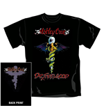 Camiseta Mötley Crüe Dr Feelgood