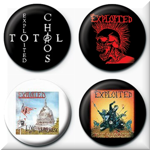 Broche The Exploited 69993
